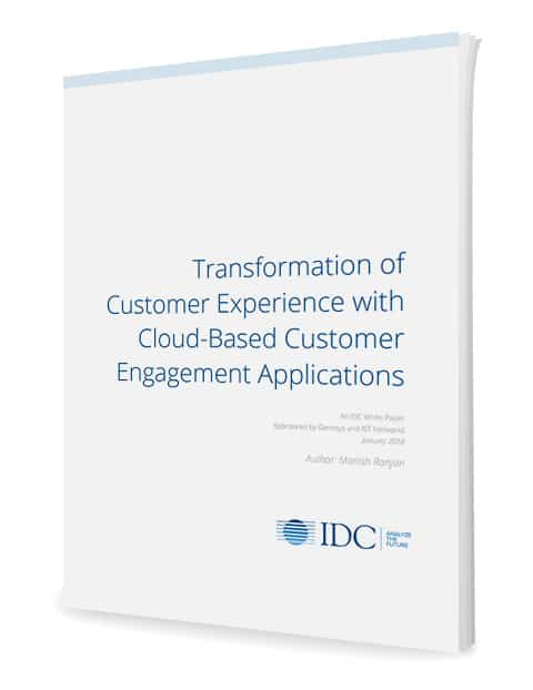 Transformation cx cloud based customer engagement apps 3d en