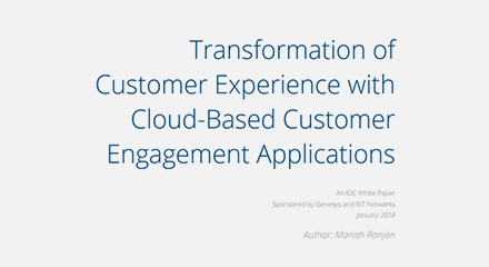 Transformation cx cloud based customer engagement apps resource center en