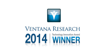 Ventana research 2014 award