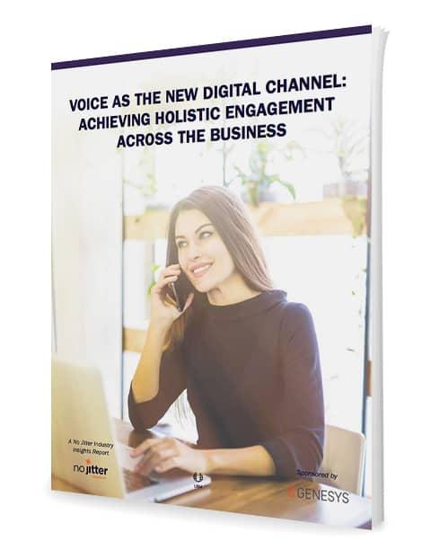 Voice new digital channel 3d en