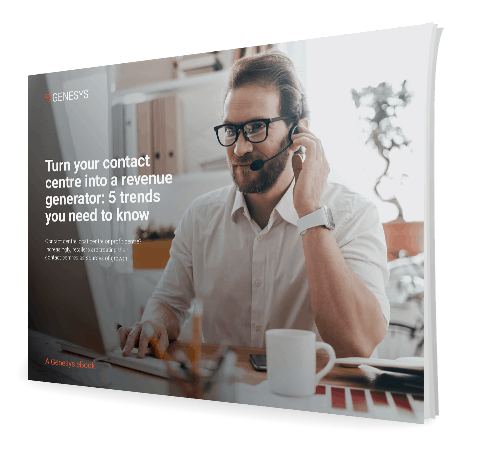 Turn your contact centre into revenue generator eb 3d qe