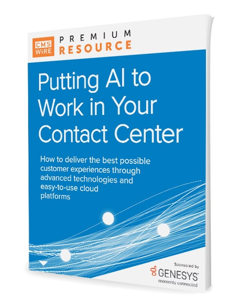 Putting ai to work in your contact center
