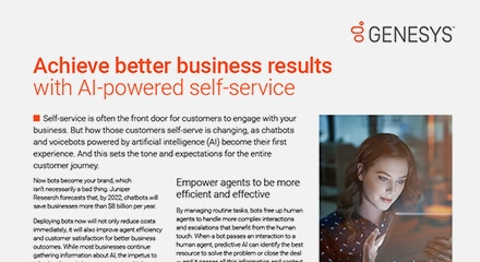 Thumbnail image for achieve better business results with ai powered self service