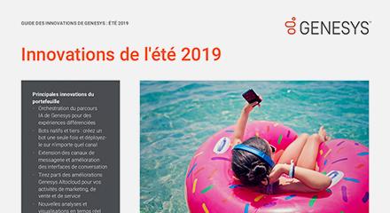 Genesys summer innovations pureengage flyer resource center fr