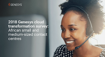 2018 genesys cloud transformation survey eb resource center qe