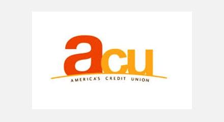 ACU (America's Credit Union) logo