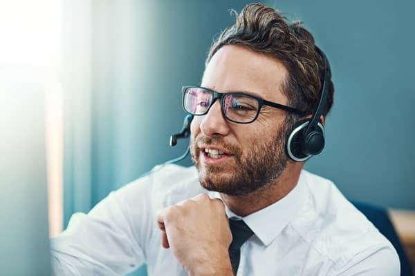 contact center customer service agents